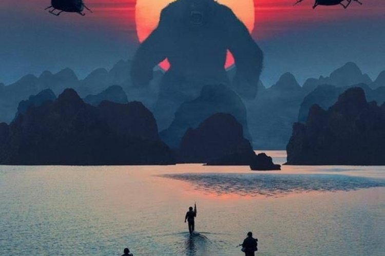'Kong: Skull Island' and 'Logan' Heading to China