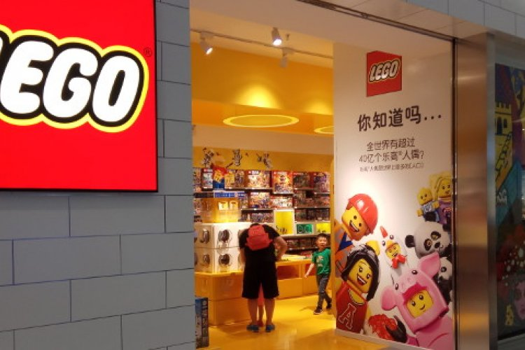 Beijing's First Official Lego Store Opens at Chaoyang Joy City