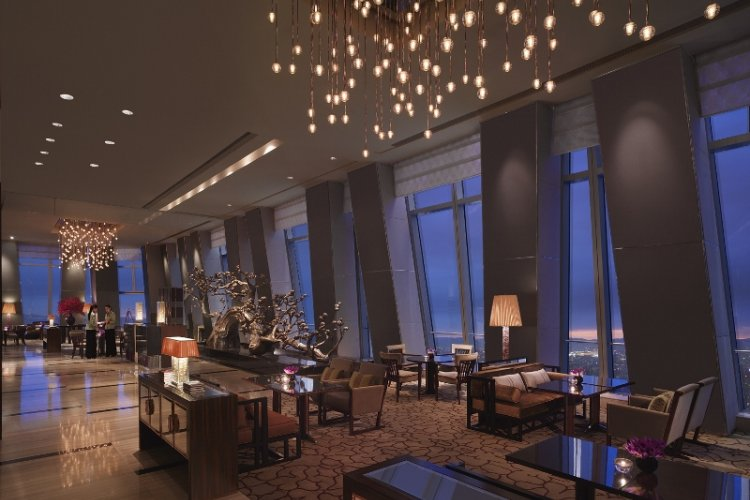 China World Tower's The Lounge Gets an Afternoon Tea Revamp, 80 Floors Up; Atmosphere, a New Head Bartender