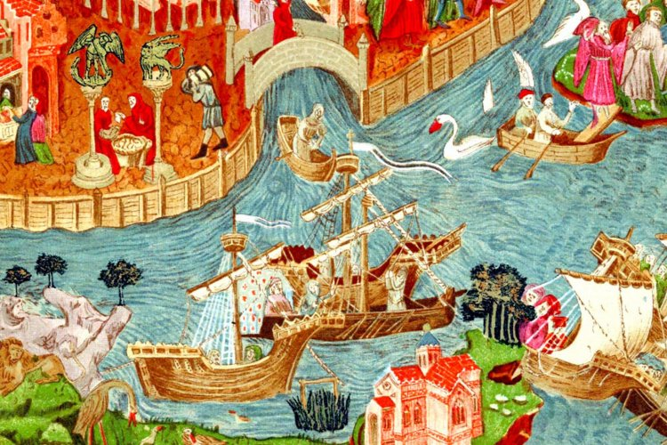 Beyond Marco Polo: Italians in Old China