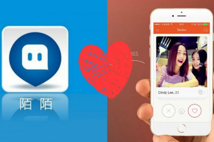 Heavenly dating app