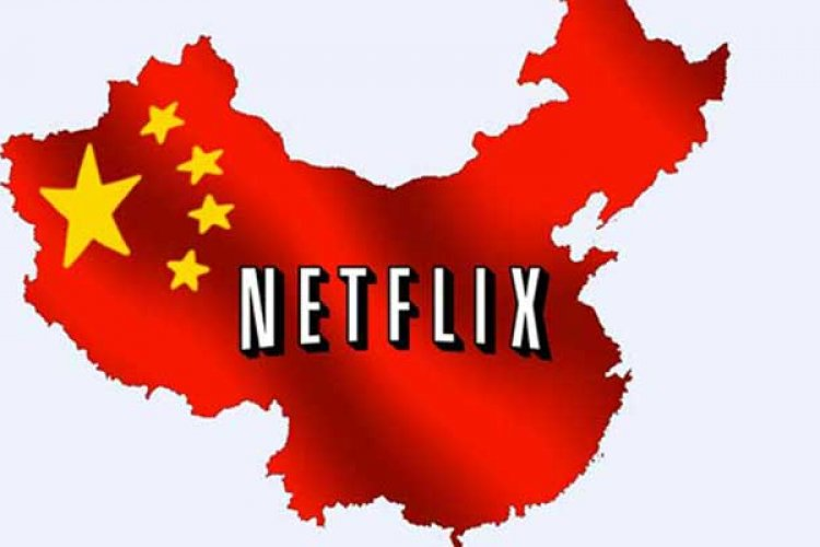 Netflix Loses Its Chill, Scraps Plans to Launch Streaming Service in China