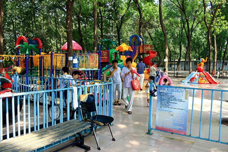 Beijing's Best Urban Green Spaces to Make the Most of Spring
