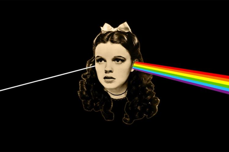 Experience The Dark Side of the Rainbow at Más this Saturday