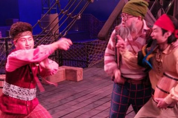 Something for the Family: Meet Peter Pan in Person at Beijing Global Broadway's 'Neverland'