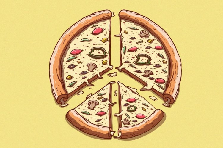 Stop the Pizza Madness! Why Can't We All Get Along?
