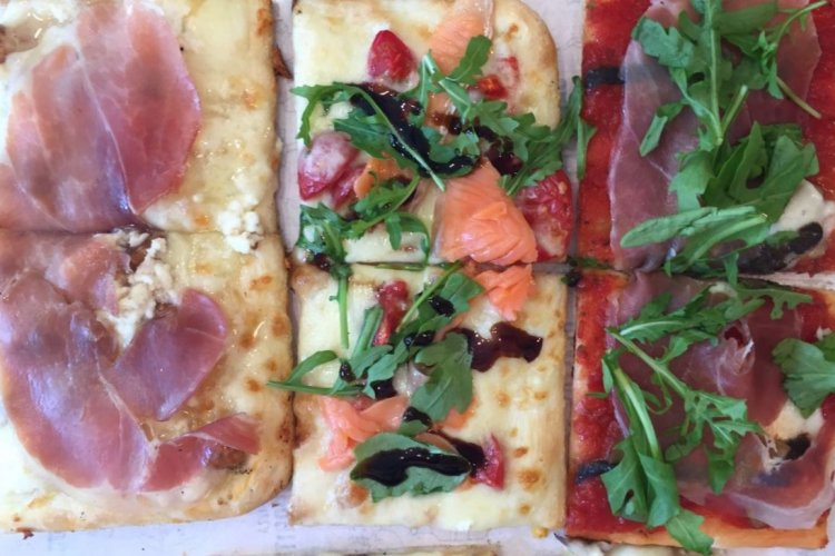 EAT: Pizza Saporita Open at Chaoyang Park, Eat in Support of the LGBT Center, Waldorf Astoria Aperitivo Happy Hour