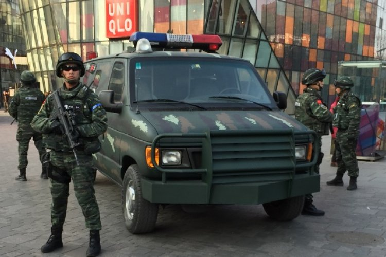 Crowd Control: How to Practice Situational Awareness and Stay Safe in Beijing