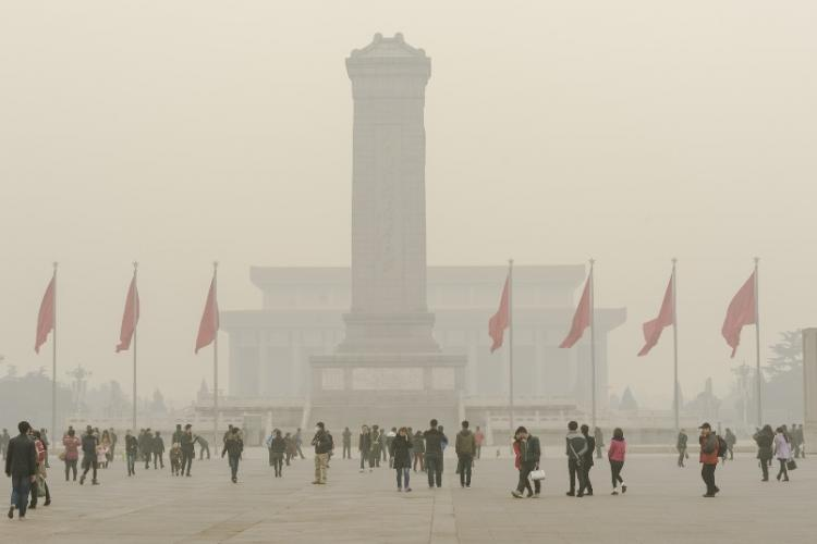 Pollution in China: A Doctor's Perspective
