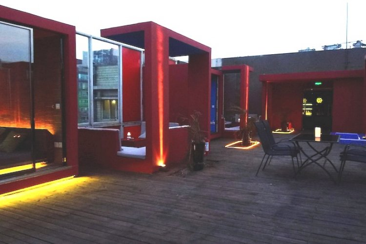 The View From Q Bar: Sanlitun South Stalwart Gets a Beautifully Revamped Rooftop, Slings Mouthwatering Margaritas