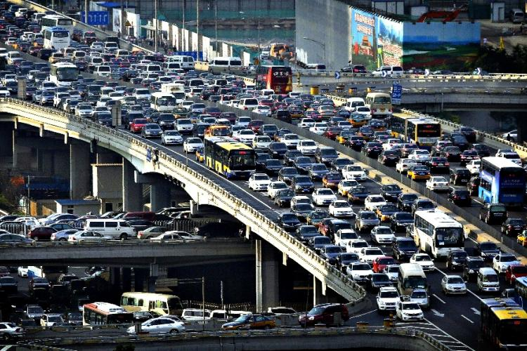 Beijing Considers Permanent Odd-Even License Plate Restrictions