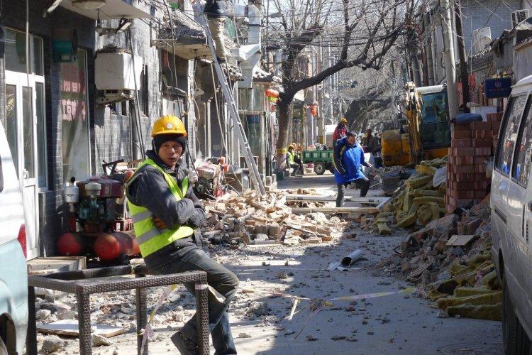 Bye Bye Beixinqiao Santiao?: Beijing's Favorite Lamb-Leg Street Undergoing Major Remodelling