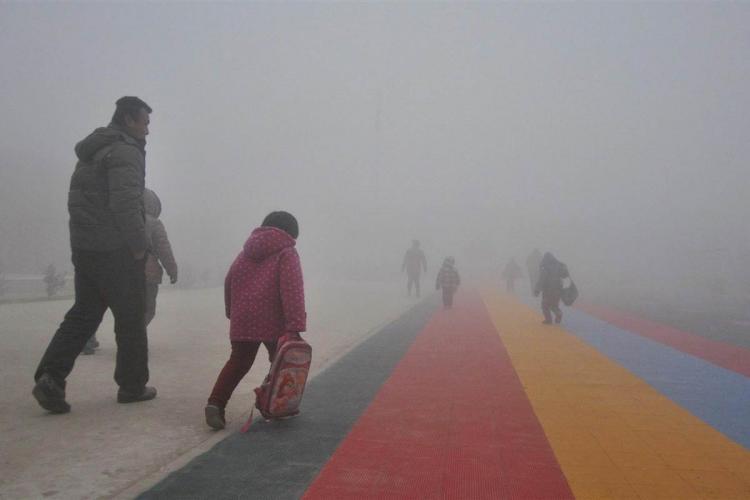 Smog Days: Beijing International School Closures and Updates