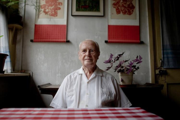 American Translator and Longtime Beijinger Sidney Shapiro Dies at 98
