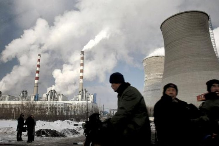 Beijing Aims to Smash its 2013 Targets by Reducing Coal Burning by 30 Percent this Year