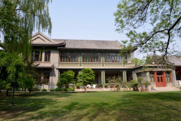 Beijing Bucket List: Former Residence of Song Qingling, Honorary Chairwoman of the PRC