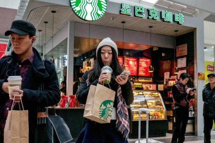New WeChat Feature Shows That Starbucks is No Longer a Foreign Brand