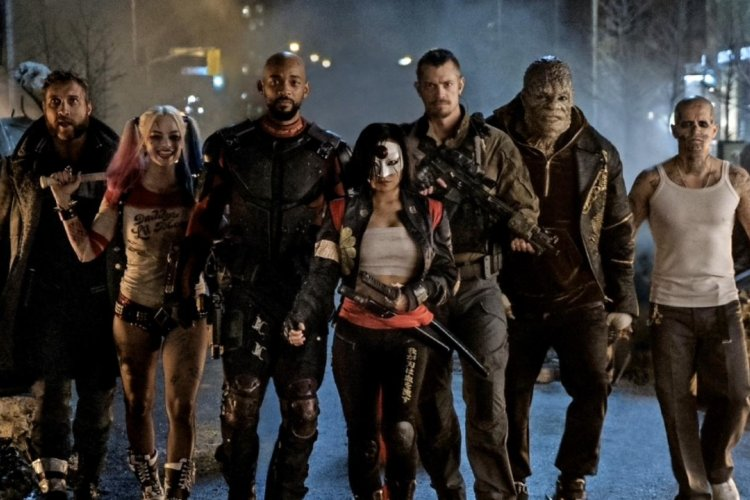 Looks Like 'Suicide Squad' Won't Be Coming to China