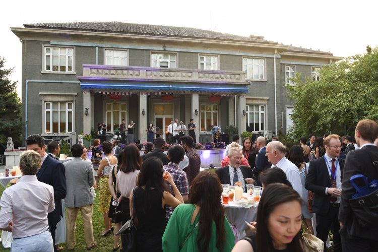 Three Cheers for Summer at This Year's BritCham Summer Garden Party, Jun 7