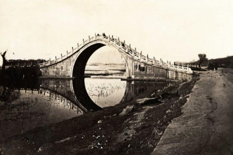 Rare Photographs Show Late 19th Century Peking