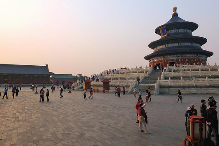What To See: Tiantan Park aka Temple of Heaven