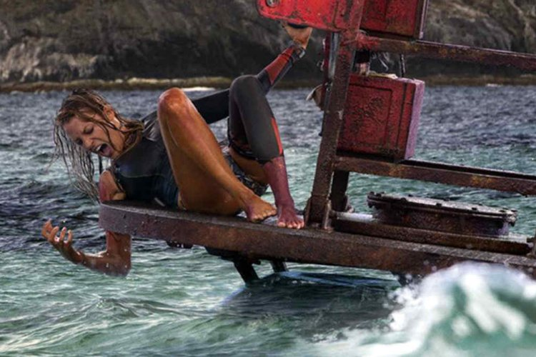 Early Signs Blake Lively's Shark-Survival Film Is Heading To China