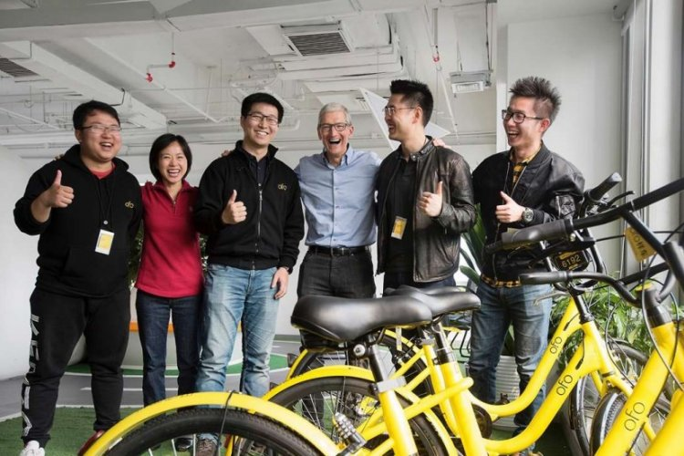 How Beijing Startup Ofo is Bringing China's Latest Export to the Rest of the World