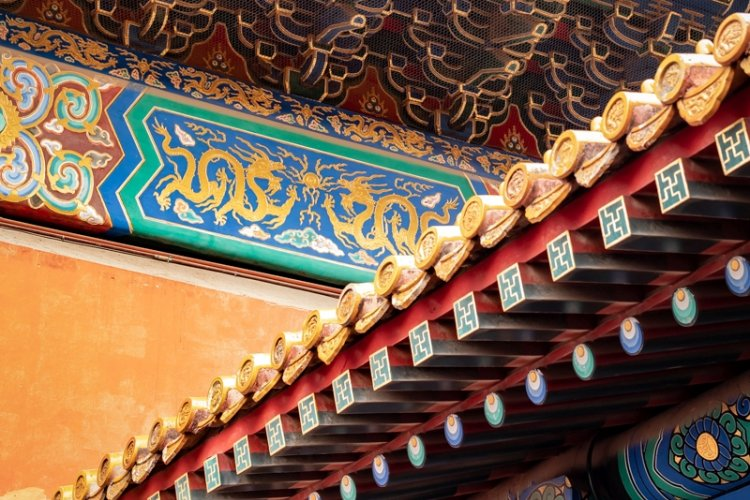 Beijing's Five Architectural Colors, and the Symbolism Behind Them