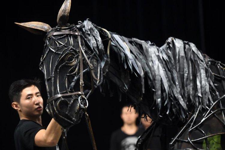The Award-Winning 'War Horse' Returns to Beijing, Aug 6-14