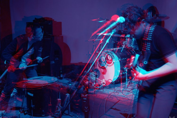 Noise Pollution, Mar 10-12: Sleepmakeswaves