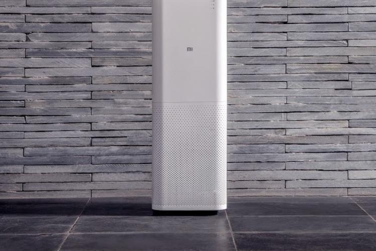 Xiaomi Launches New Air Purifier for RMB 899