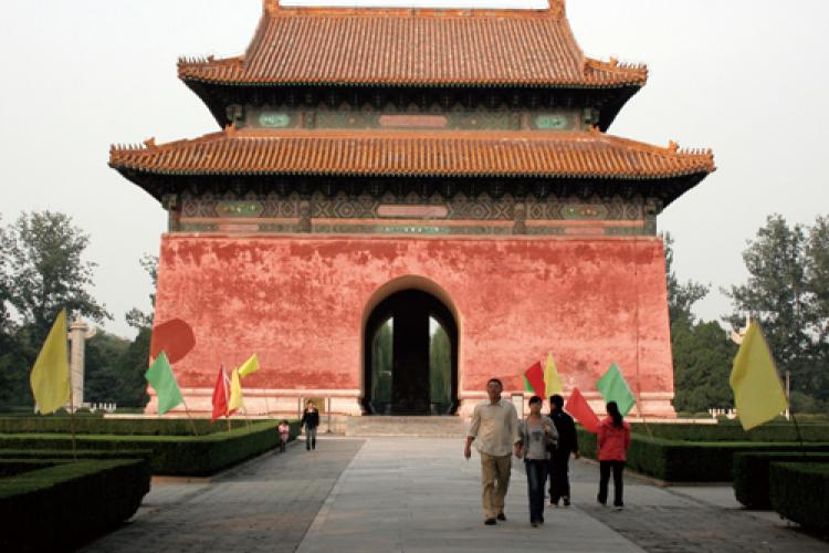 From the Archives: Visiting Yanshan, Valley of the Kings