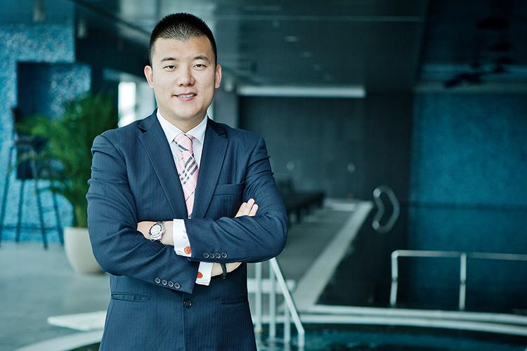 The Local Touch: Henry Zhao, Director of Marketing,  Beijing Marriott Hotel Northeast