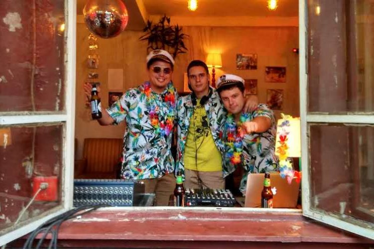 Get Ready for Two Sets from Tropically-Minded DJ Crew Club Paradise, May 6 and May 13