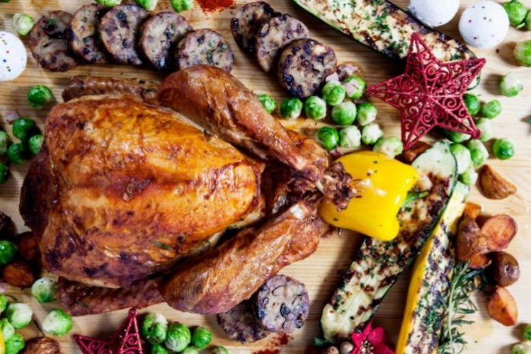 R Baby, it's Cold Outside: Delivery and Take-Away Options for Christmas Dining
