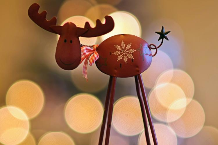 EAT: 京A's Ugly Sweater Xmas Party and More Christmas Madness