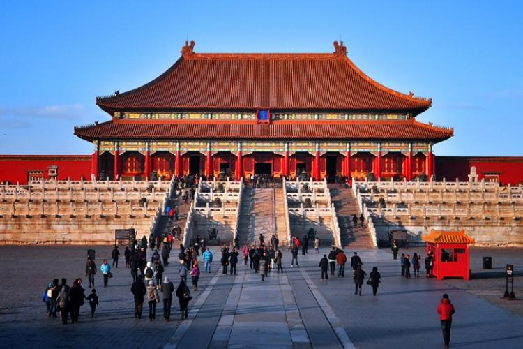Take Home a Piece of the Forbidden City...Sort Of