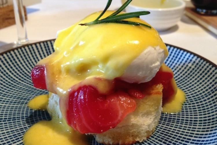 To Infinity, and Beyond: New Infinity Brunch at Agua