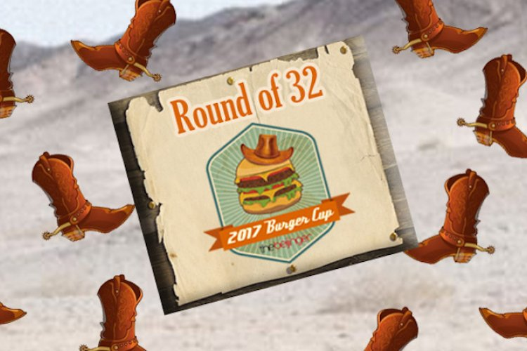 May the Tastiest Burger Win! Field Cut to 32 After Stiff Competition in Burger Cup First Round Voting