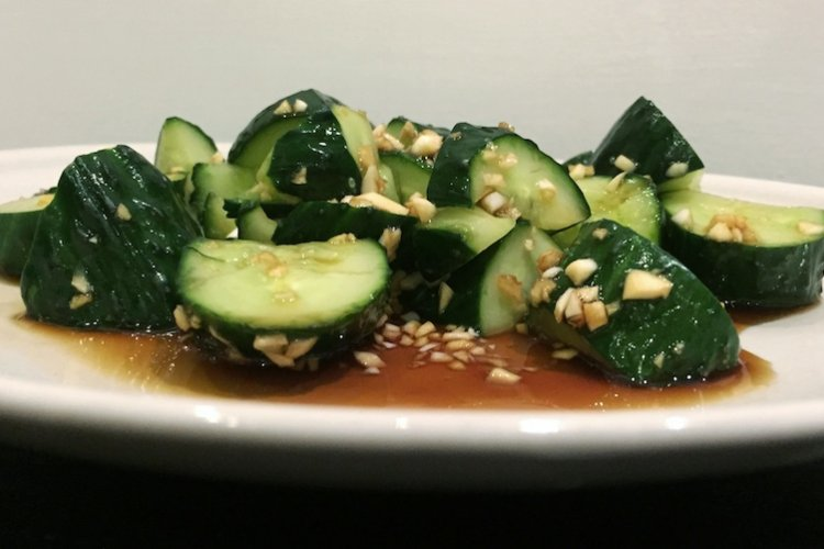 Learn How to Make Smacked Cucumber Salad and Never be Short of the Perfect Side Dish