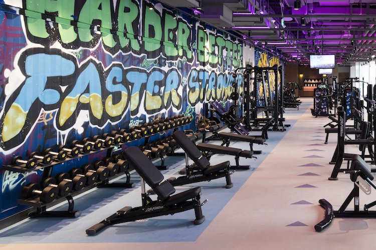 This Week in Health and Fitness: Train Hard at Hotel Jen's Trainyard