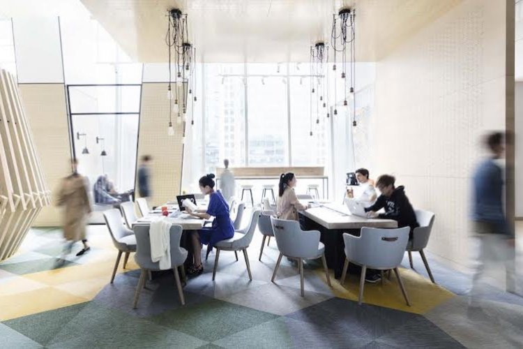 DP Laptops at the Ready: Beijing's Best Coworking Spaces
