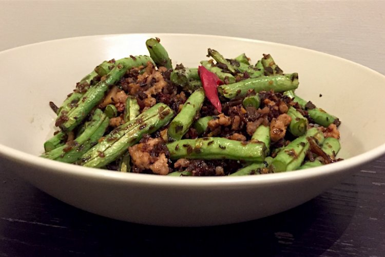 DP Sichuan Dry-Fried Green Beans: An Adaptable Dish for Veggies and Non-Veggies
