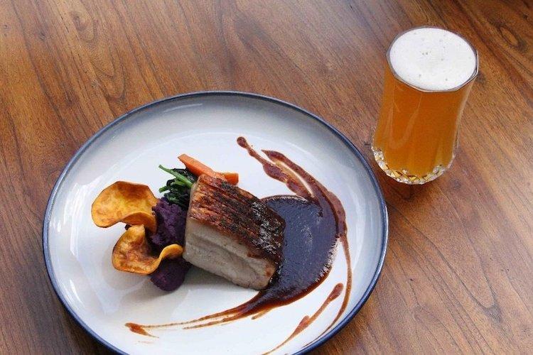 EAT: Mosto x Great Leap, Swiss Michelin Guest Chef at TRB, Butcher's Wednesdays at Cafe de la Poste