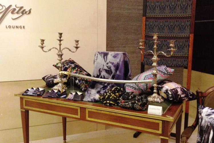 Journey by Juma Pop Up at Four Seasons Beijing
