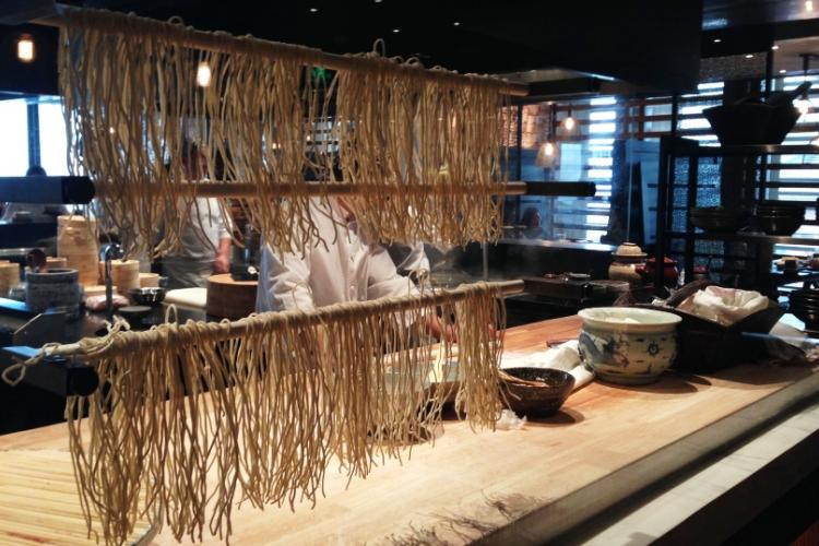 First Glance: Country Kitchen at Rosewood Beijing