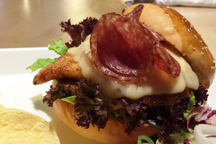 Burger Brief: Paulaner Maximilian's Creative Burger Menu