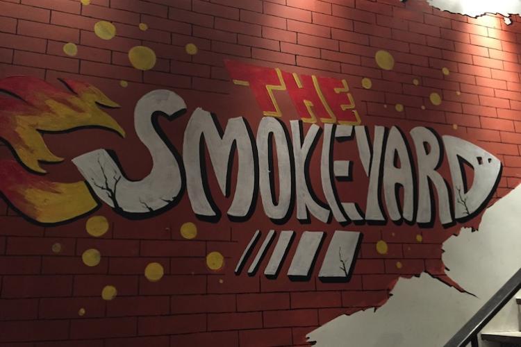 First Glance: The Smokeyard, Sanlitun