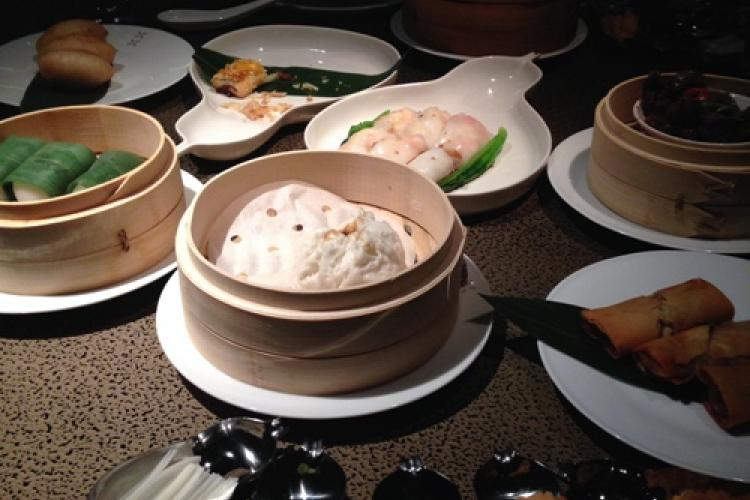 First glance: Dim Sum on the Menu at Jing Yaa Tang