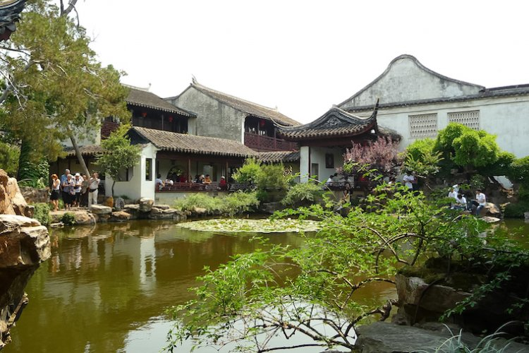 Get Out: Serene Gardens and Meandering Waterways Await with a Short Break in Suzhou and Tongli